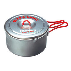 Evernew Titanium Ultralight Pot 1.3 Liter (ECA253)