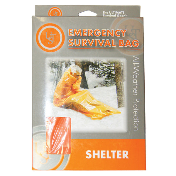 UST Emergency Survival Bag, Orange