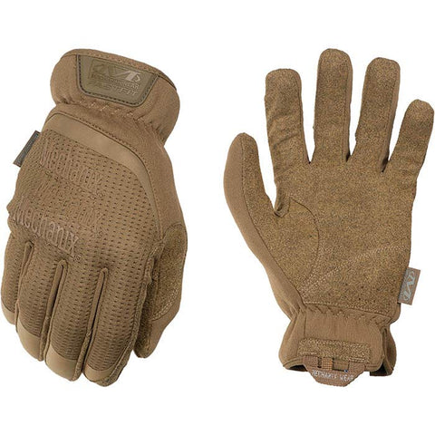 Mechanix Wear Covert FastFit Tactical Gloves - Coyote Brown