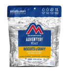 Mountain House Biscuits & Gravy Freeze Dried Meal, 2 Servings, Pouch