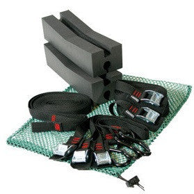 Caiman Deluxe Foam Block Kayak Carrier Kit