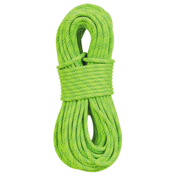 "New England Ropes KMIII 7/16"" x 150' Static Rope - Green"