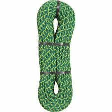 New England Ropes Apex 10.5MM x 60M Dynamic Rope - Green/Yellow
