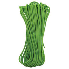 Safety Green 550 Paracord - 100 ft