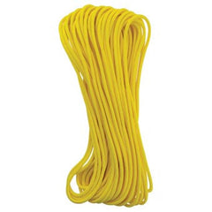 Neon Yellow 550 Paracord - 100 ft