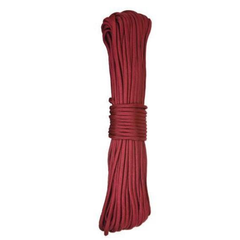 Burgundy 550 Paracord - 100 ft