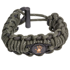 Paracord Survival Band/Bracelet - 17 Piece Kit