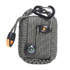 Paracord Survival Pod - 30 Piece Kit