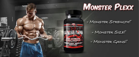Innovative labs monster plexx monterplexx prohormone stack
