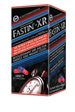 Fastin XR Capsules 45 count by Hi Tech Image