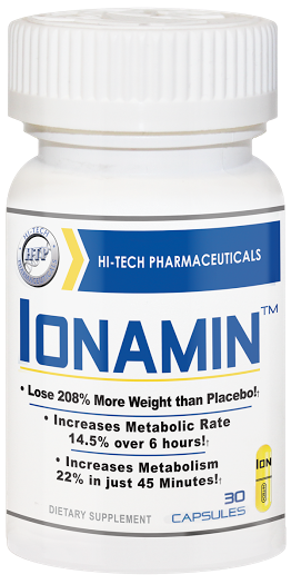 Ionamin® OTC Diet Pills By Hi Tech Pharmaceuticals