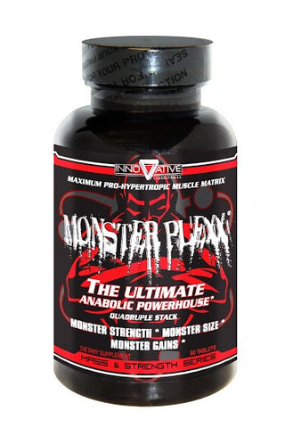 Monster Plexx by Innovative Labs - 60 Count