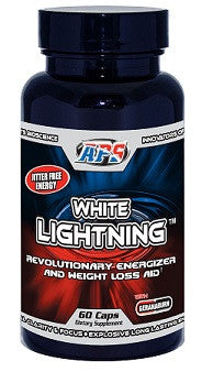 White Lightning by APS Nutrition - 60 Capsules