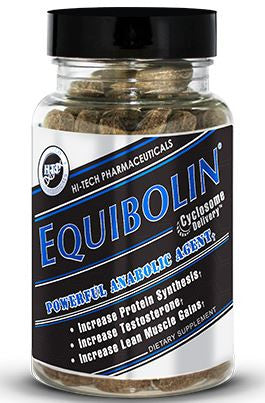 Equibolin by Hi Tech Pharmaceuticals - 60 Count
