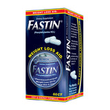 Fastin OTC Diet Pills by Hi Tech Image 60 count bottle