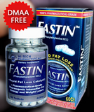 Fastin® OTC Diet Pills - DMAA Free - Hi Tech Pharmaceuticals 60 Tablets