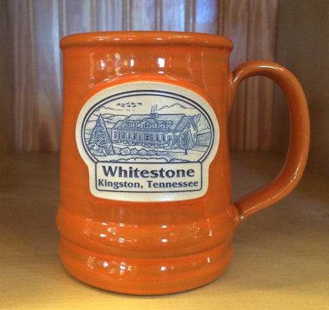 Whitestone Mug - Farmhouse - Colors and Styles Vary - Call the office for current availability!