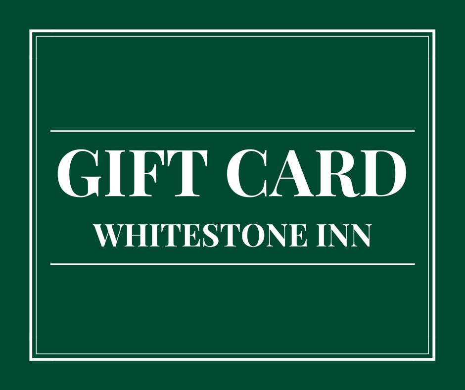 Whitestone Inn Gift Card