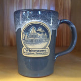 Whitestone Mug - Lion & Lamb Building - Colors and Styles Vary - Call the office for current availability!