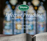 Effective Preaching Seminar - CD Set + Digital Audio