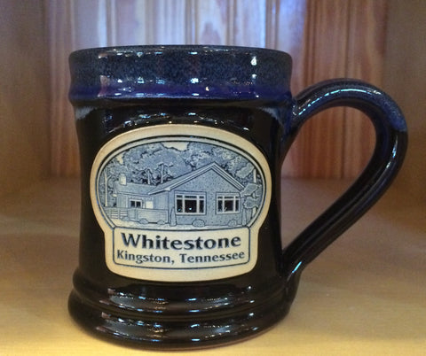 Whitestone Mug - Rivendell Cottage- Colors and Styles Vary - Call the office for current availability