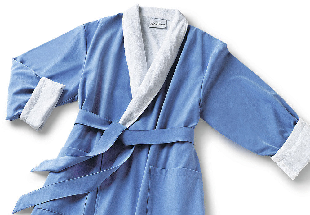 Whitestone Bathrobe - Various colors and sizes available - call the office for current availability!
