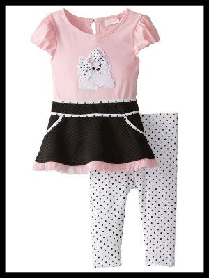 Posh Puppy Legging Set