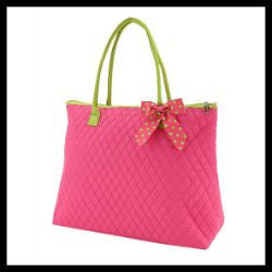Quilted Large Tote