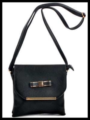 Bow Accent Crossbody