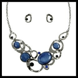 Statement Necklace & Earring Set