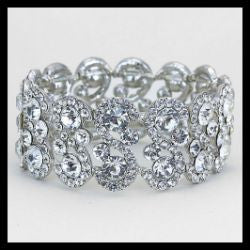Pave Stretch Bracelet