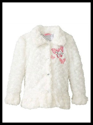 White Butterfly Jacket