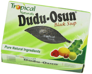 Dudu Osun African Black Soap Bar 5oz