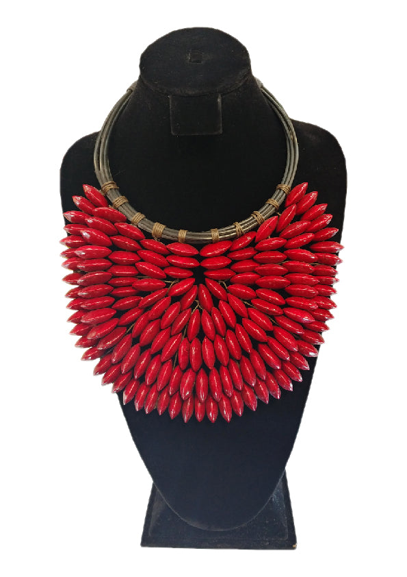 Afro Necklace