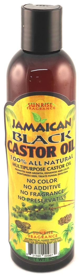 Jamaican Black Castor Oil 1