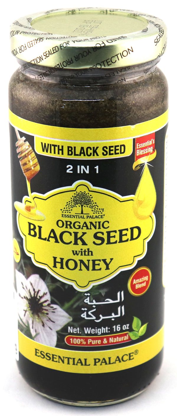 Black Seed & Honey