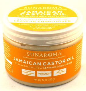 Jamaican Castor Oil - Leave-in Conditioner (Strengthen & Grow)