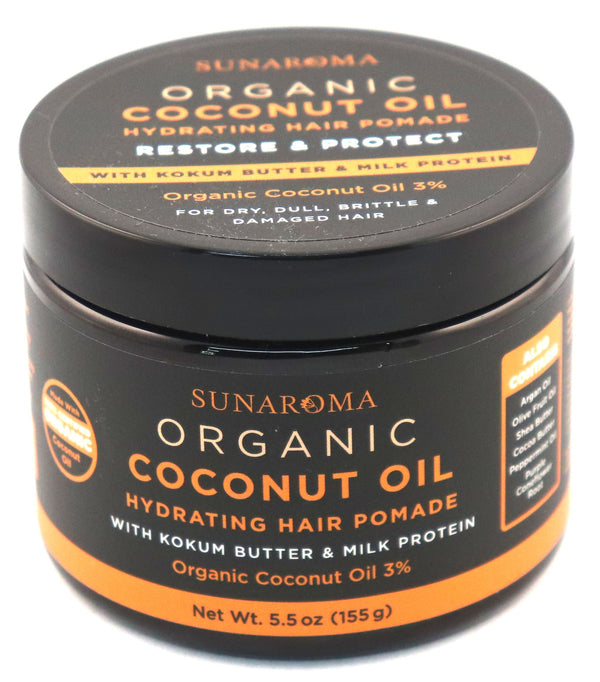 Coconut Oil - Hair Pomade