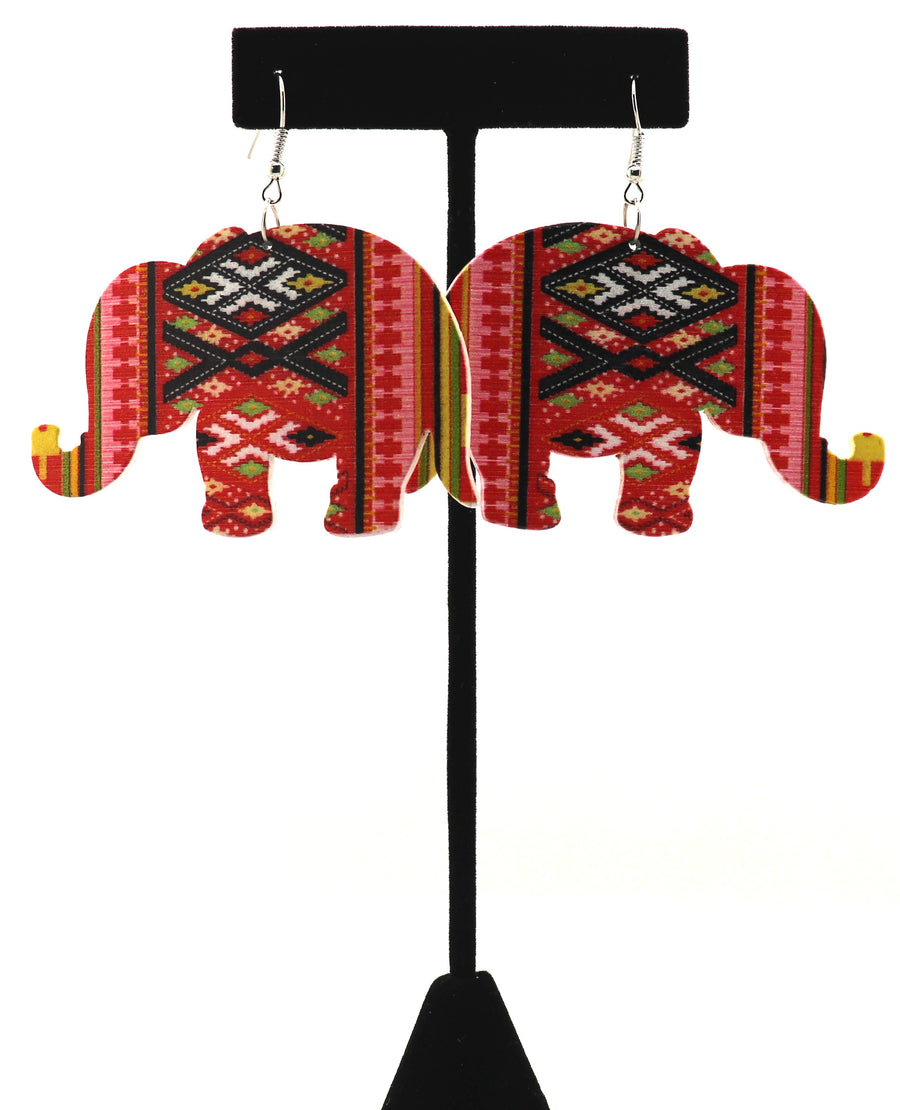 Joyful Elephants Earrings