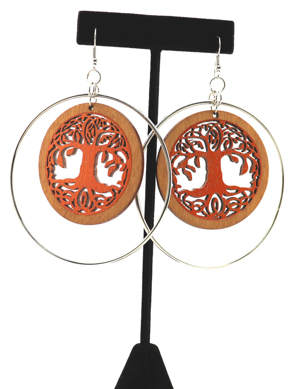 Roots Tree 1 Earrings