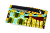 Patchwork African Print Make-Up Bag 12