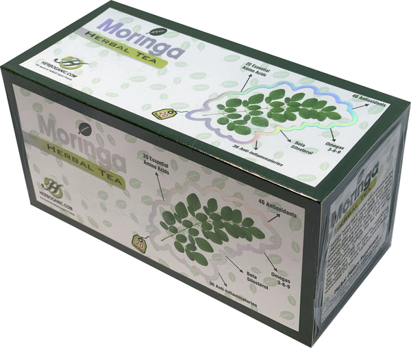 Moringa Herbal Tea