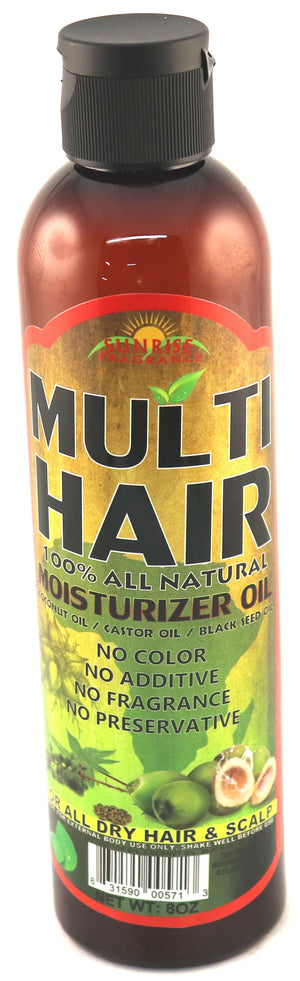Multi-Hair Oil