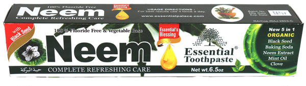 5 in 1 Neem Toothpaste