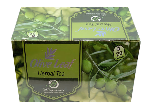 Olive Leaf Herbal Tea
