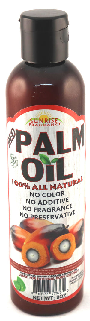 Red Palm Oil 1