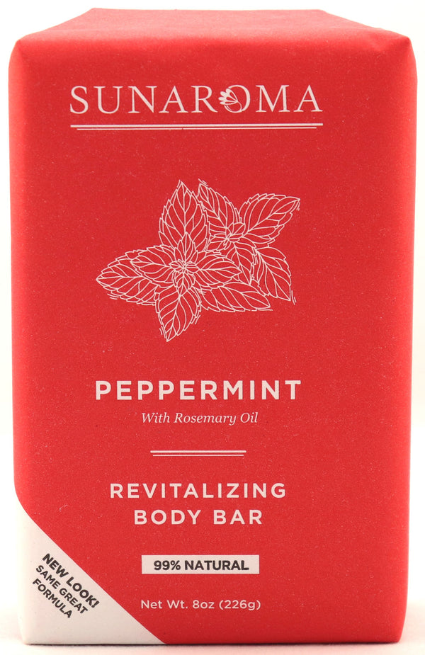 Peppermint Soap - Sunaroma