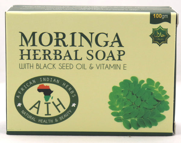 Moringa Herbal Soap - AIH