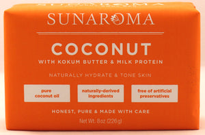 Coconut Soap - Sunaroma