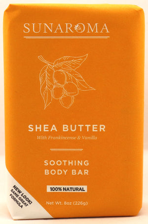 Shea Butter Soap - Sunaroma